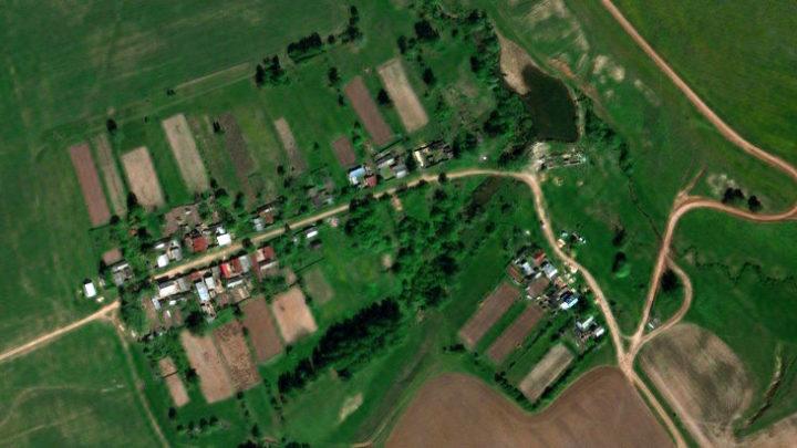 Кораксола — деревня в Куженерском районе