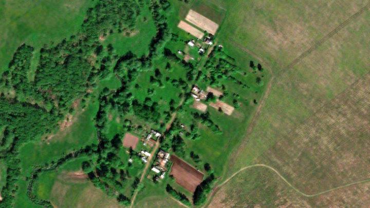 Малая Олма — деревня в Куженерском районе