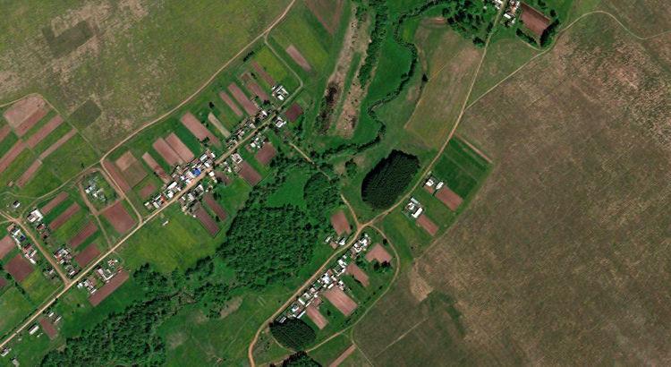Малый Ляждур — деревня в Куженерском районе