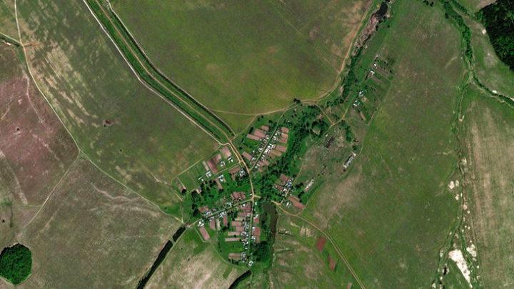 Мари Олма — деревня в Куженерском районе