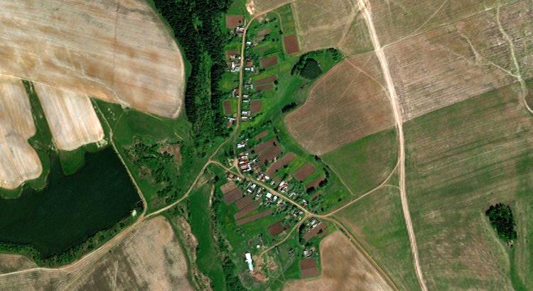 Нижний Регеж — деревня в Куженерском районе