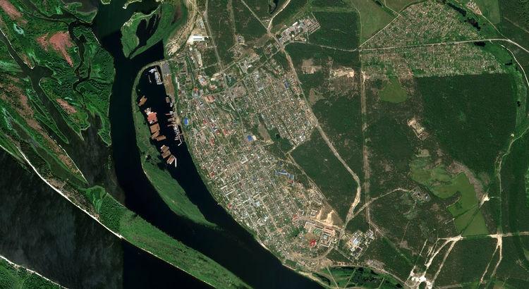 Звенигово — город в Марий Эл