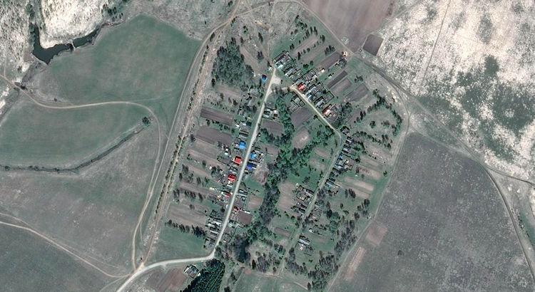 Большая Шимшурга — деревня в Новоторъяльском районе