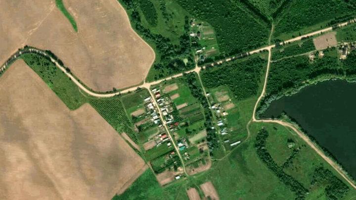 Черкасово — деревня в Медведевском районе