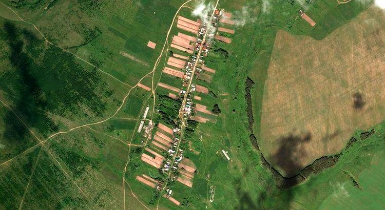 Досметкино — деревня в Моркинском районе