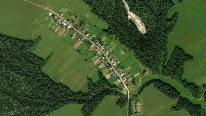 Энервож — деревня в Звениговском районе