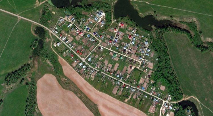 Федоскино — деревня в Медведевском районе