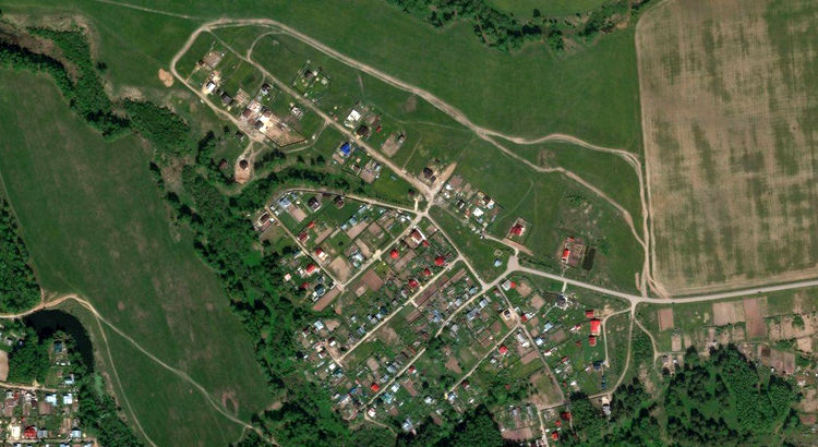 Гари — деревня в Медведевском районе