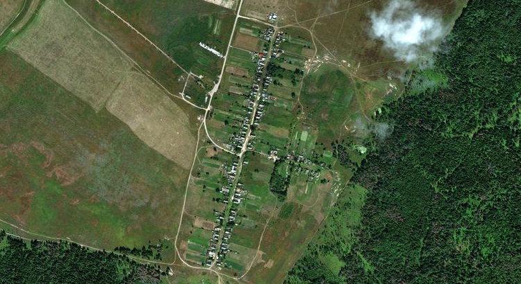 Кораксола — деревня в Советском районе