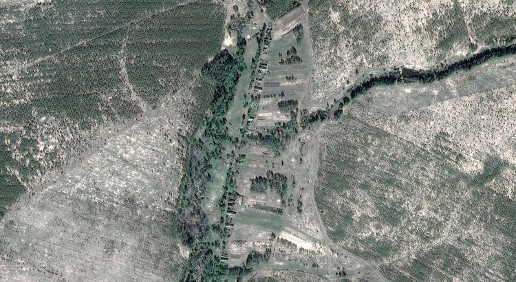 Козловцы — деревня в Новоторъяльском районе