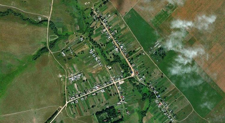 Кугенер — деревня в Советском районе