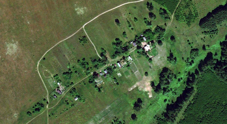 Кукшумбал — деревня в Советском районе