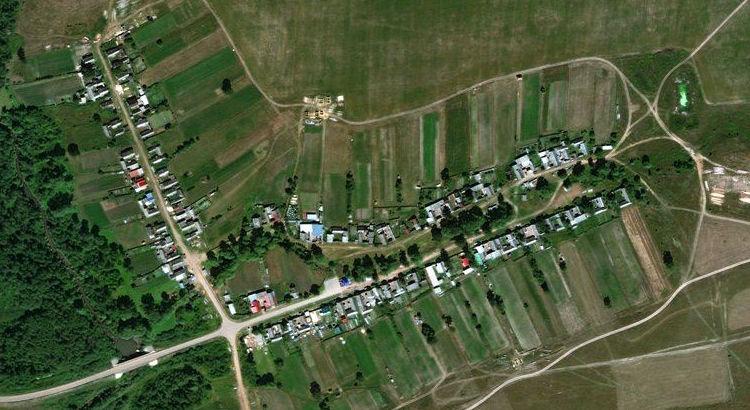 Кундушумбал — деревня в Советском районе