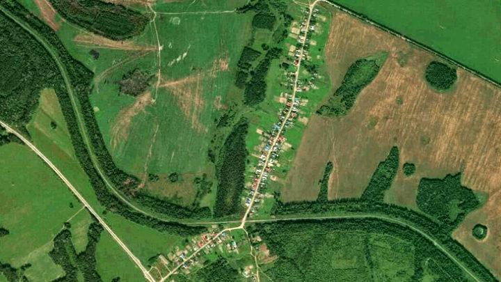 Кушнур — деревня в Звениговском районе