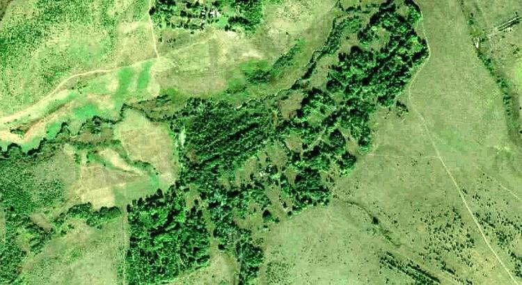 Лоповцы — деревня в Новоторъяльском районе
