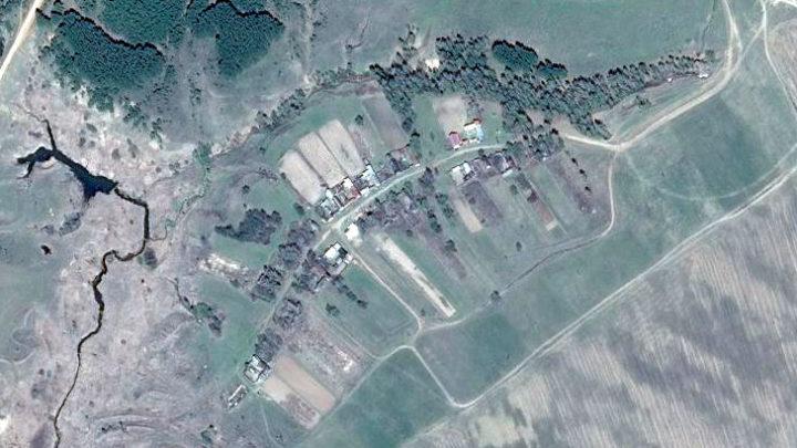Макаркино — деревня в Моркинском районе