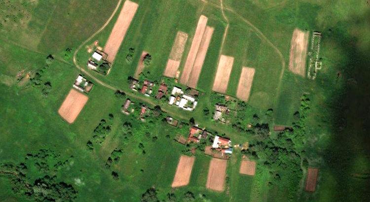 Миклино — деревня в Моркинском районе