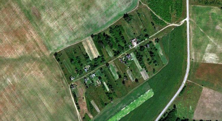 Новотроицкое — деревня в Советском районе