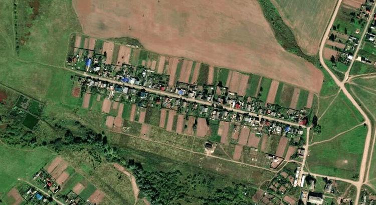 Новое Комино — деревня в Медведевском районе