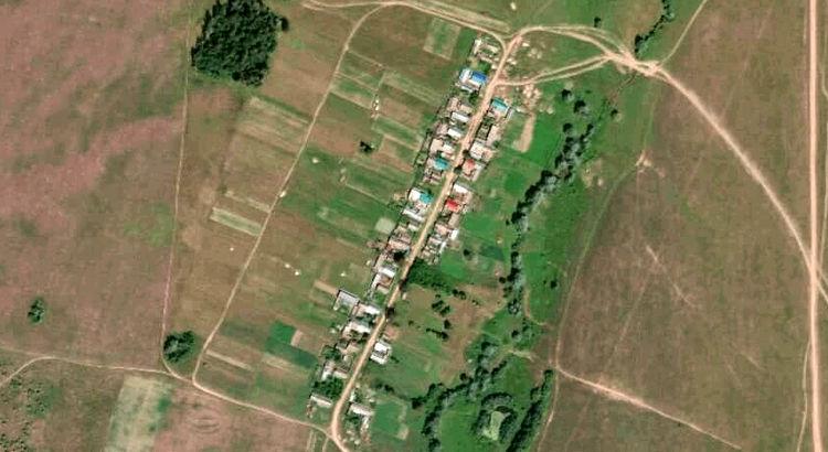 Новый Юрт — деревня в Моркинском районе