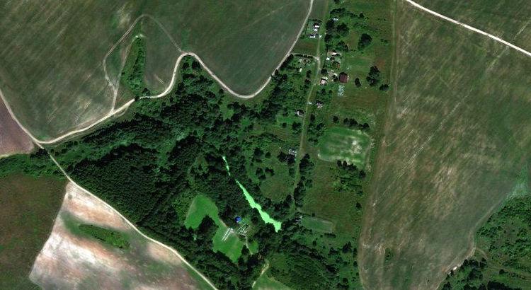 Оршанка — деревня в Советском районе
