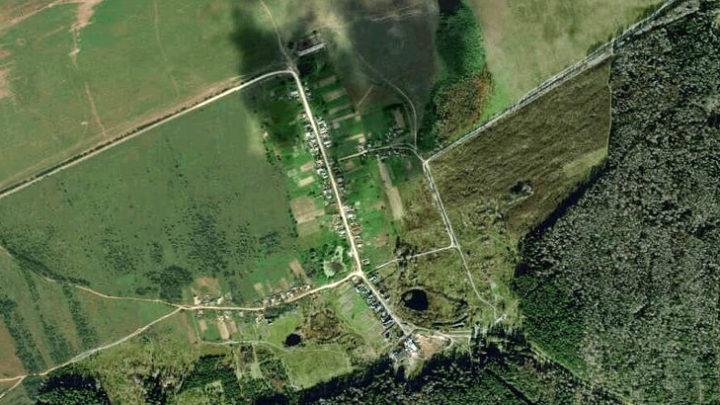Озерки — деревня в Звениговском районе