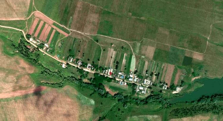 Пертылга — деревня в Моркинском районе