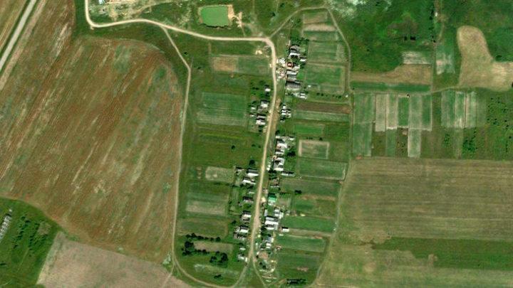 Петропавловка — деревня в Советском районе