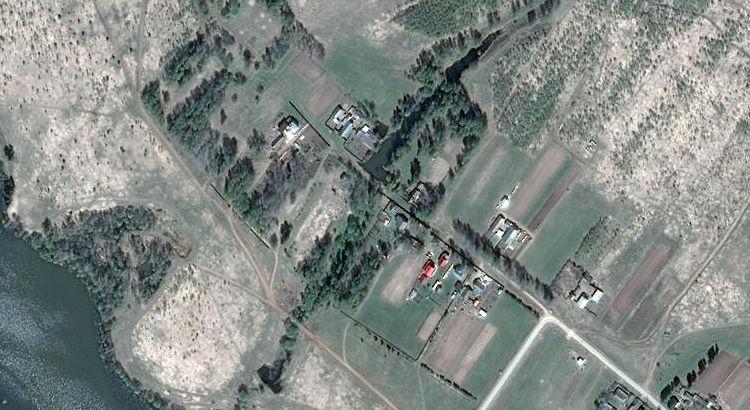 Пузырниково — деревня в Новоторъяльском районе