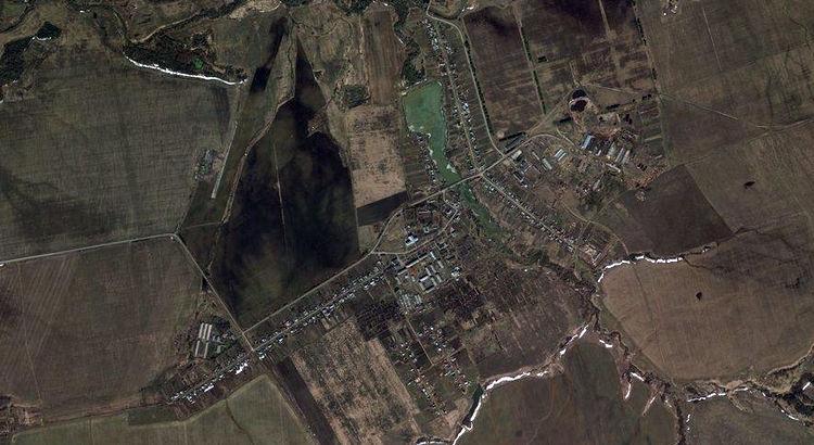 Русский Кукмор — деревня в Медведевском районе