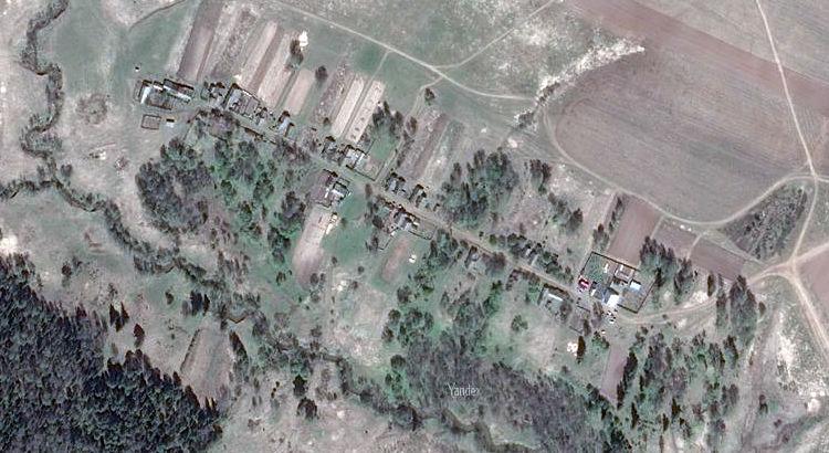 Шудомарино — деревня в Новоторъяльском районе