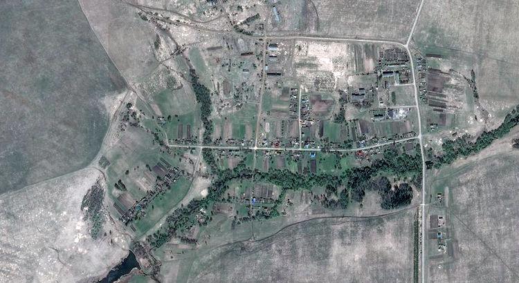 Шура — деревня в Новоторъяльском районе