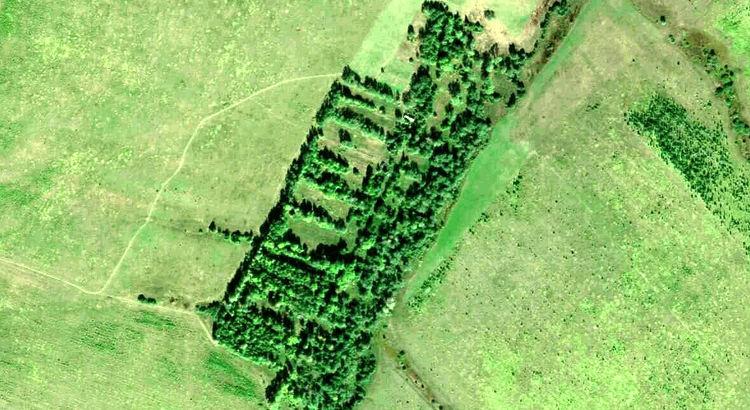 Старые Благородны — деревня в Новоторъяльском районе