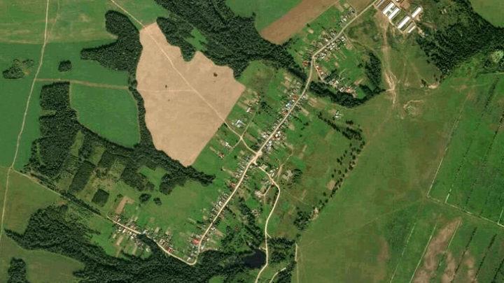 Ташнур — деревня в Звениговском районе