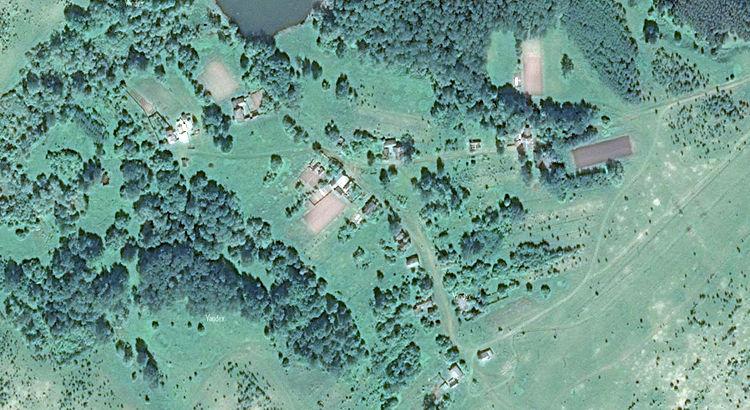 Тишкино — деревня в Новоторъяльском районе
