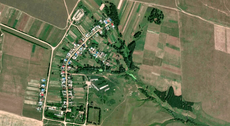 Токпердино — деревня в Моркинском районе