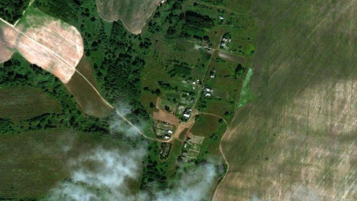 Удельное — деревня в Советском районе