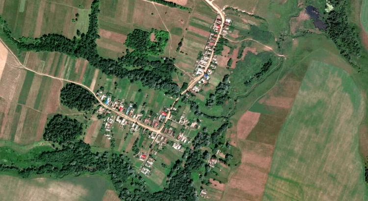 Варангуж — деревня в Моркинском районе