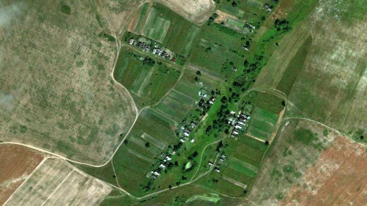 Вознесенск — деревня в Советском районе