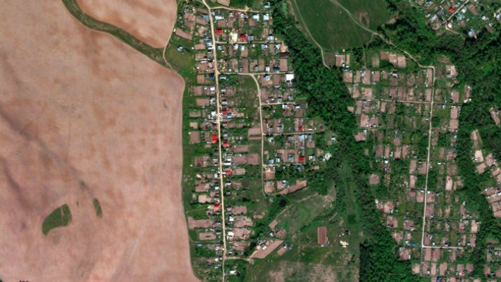 Яметкино — деревня в Медведевском районе
