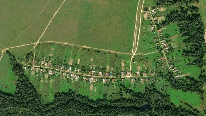 Янашбеляк — деревня в Звениговском районе