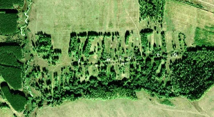 Яраньмучаш — деревня в Новоторъяльском районе