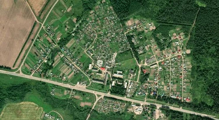 Алексеевский — поселок в Советском районе
