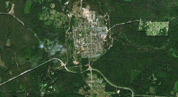 Мочалище — поселок в Звениговском районе