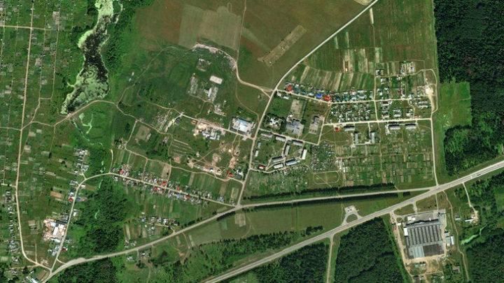 Ургакш — поселок в Советском районе