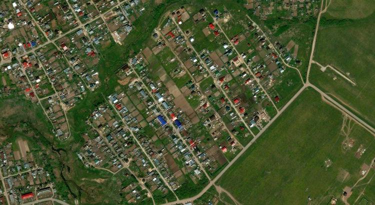 Знаменский — поселок в Медведевском районе