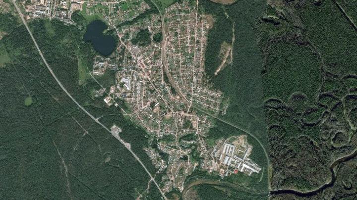 Красногорский — посёлок в Звениговском районе