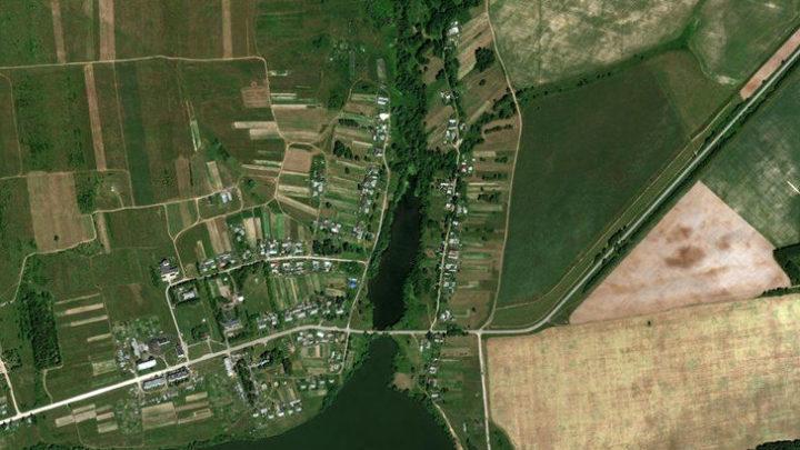 Елембаево — село в Новоторъяльском районе