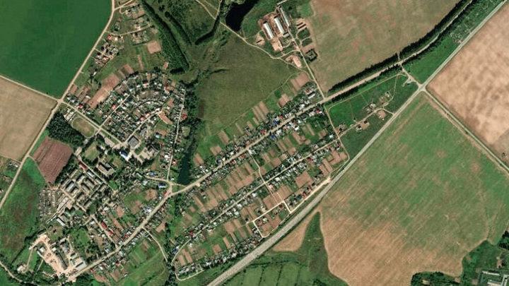 Кузнецово — село в Медведевском районе