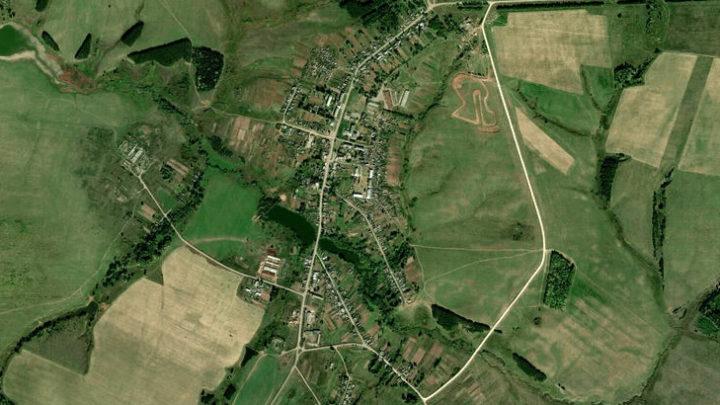 Пектубаево — село в Новоторъяльском районе